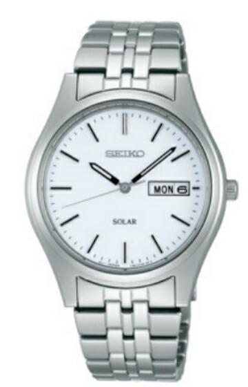 SEIKO セイコー 腕時計 正規品 SPIRIT スピリット セイコー腕時計 ソーラー時計SBPX001