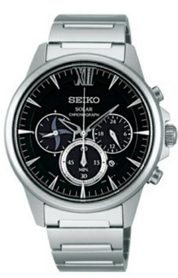 SEIKO セイコー 腕時計 正規品 SPIRIT スピリット セイコー腕時計 SPIRIT SMART(ソーラーモデル)SBPY053