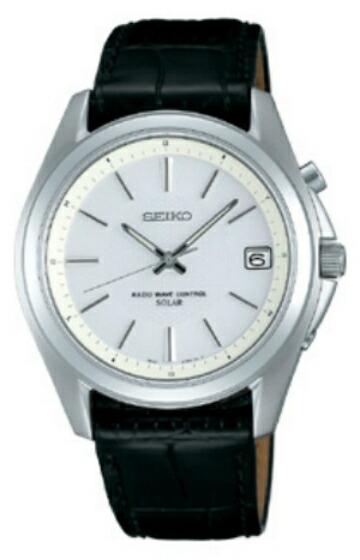 SEIKO セイコー 腕時計 正規品 SPIRIT スピリット セイコー腕時計 ソーラー電波時計 SBTM099