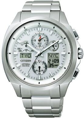 シチズン CITIZEN 腕時計 メンズアテッサ ATTESA ATV53-3021