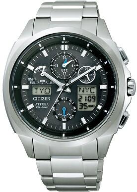 シチズン CITIZEN 腕時計 メンズ アテッサ ATTESA ATV53-3022