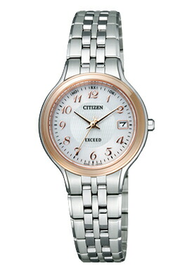 シチズンCITIZEN腕時計ペアエクシードEXCEEDEBD75-2795