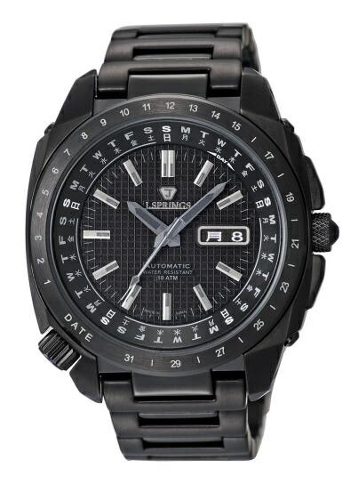 セイコー ジェイスプリングス SEIKO J.springs 腕時計 メンズ BEB072