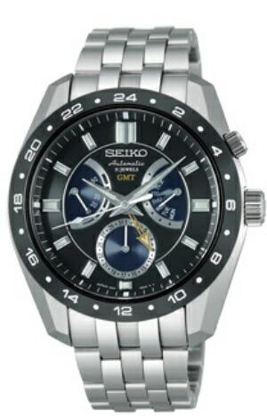 SEIKO セイコー 腕時計 メンズ Mechanical メカニカル 自動巻き腕時計 SAEN001