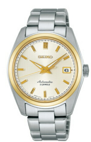 SEIKO セイコー 腕時計 メンズ Mechanical メカニカル 自動巻き腕時計 SARB070