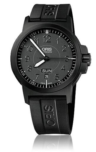 オリス 腕時計 メンズ ORIS 腕時計 ORIS オリス 腕時計 メンズ 腕時計 ORIS 時計 BC3 アドバンスド デイデイト Ref.01 735 7641 4764-07 4 22 05B