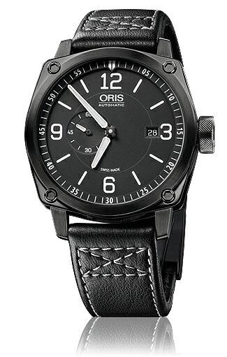 ORIS 腕時計 メンズ アヴィエイション Oris BC4 スモールセコンド デイト