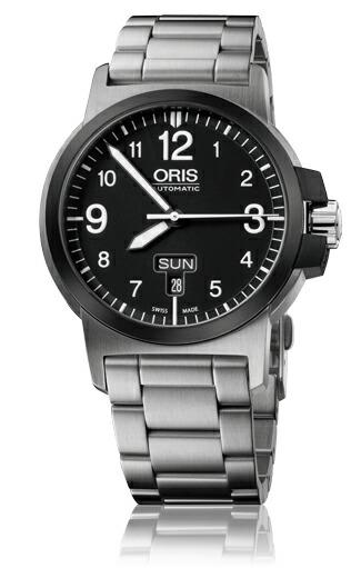 ORIS 腕時計 メンズ アヴィエイション Oris BC3 アドバンスド デイデイト