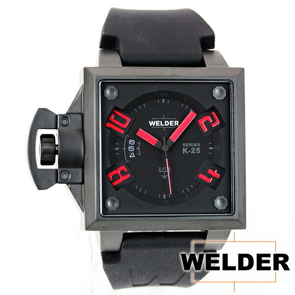 ウェルダー WELDER 腕時計 K25-4101