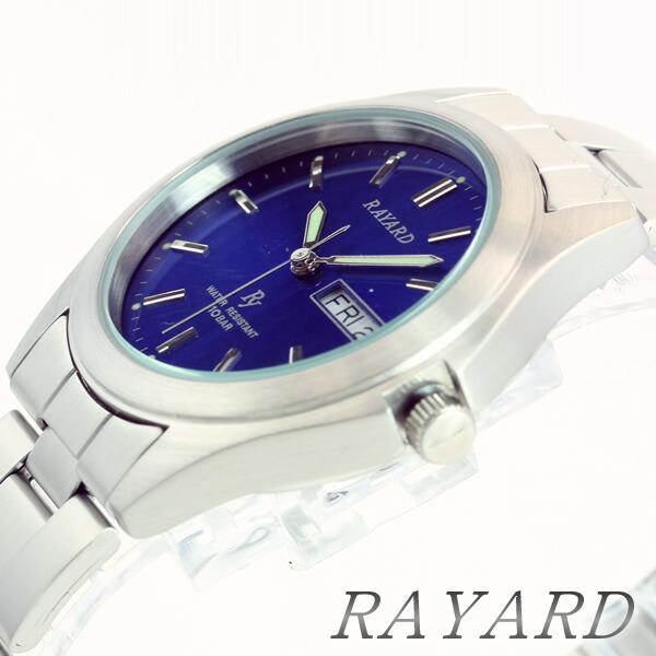 RAYARD 腕時計 RY159-02 メンズ