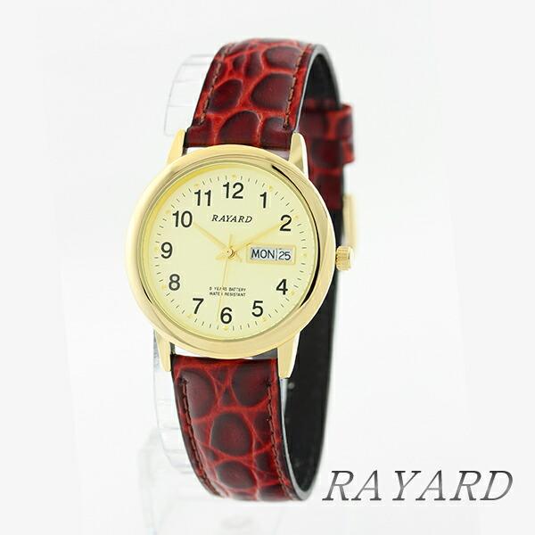 RAYARD 腕時計 RY169-02 メンズ