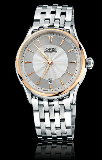 ORIS/オリスカルチャーOrisArtelierデイト3375916351-0782173