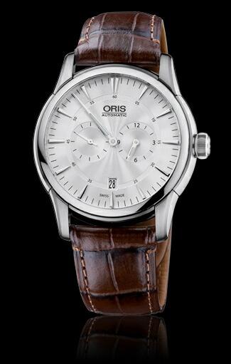オリス腕時計アートリエレギュレーターRef.74976674051