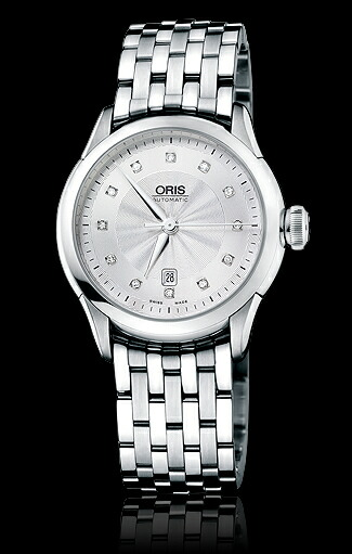 ORIS/オリスカルチャーOrisArtelierデイトダイヤモンド6176044041-0781673