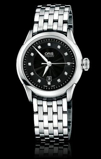 ORIS/オリスカルチャーOrisArtelierデイトダイヤモンド6176044099-0781673