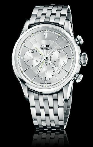 ORIS/オリスカルチャーOrisArtelierクロノグラフ7676034051-0782273