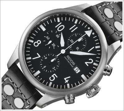 腕時計 メンズ エポス EPOS 機械式腕時計 メンズ腕時計 Collection Sportive ep-3398