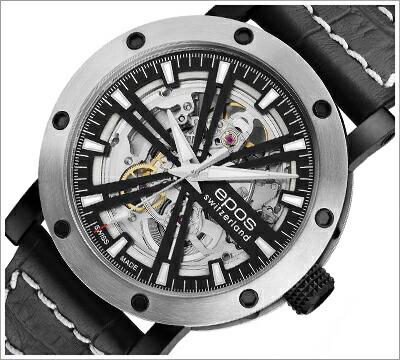 腕時計 メンズ エポス EPOS 機械式腕時計 メンズ腕時計 Collection Sportive ep-3422sk