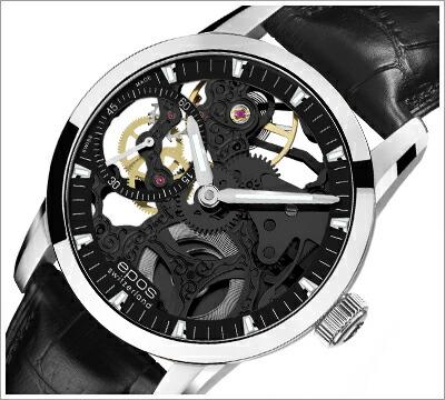 腕時計 メンズ エポス EPOS 機械式腕時計 メンズ腕時計 Collection Sophistiquee ep-3424sk