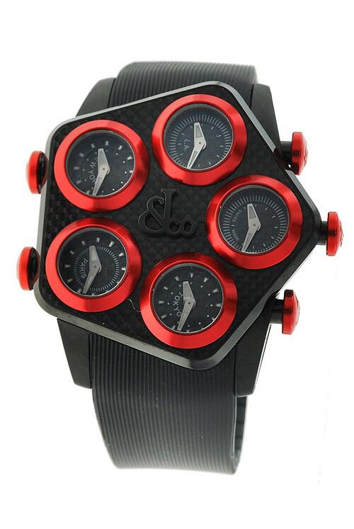 腕時計メンズJACOBCo.ジェイコブ腕時計G5GLOBALjc-gl1-17正規品