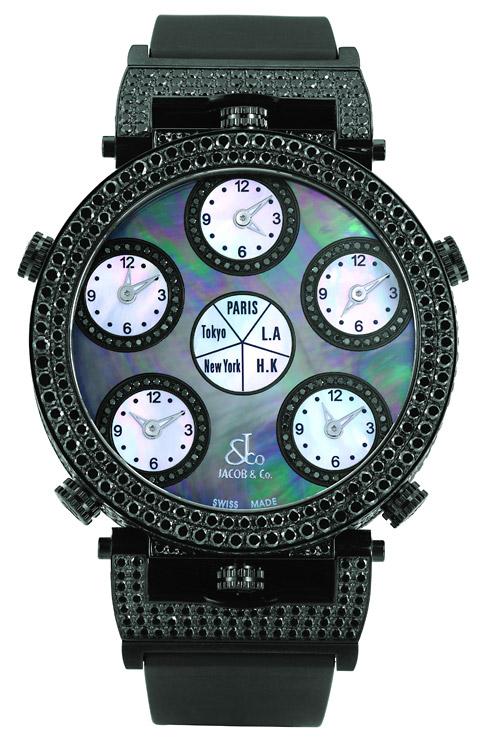 腕時計ユニセックスJACOBCo.ジェイコブ腕時計SIXTIMEZONEPOCKETWATCHjc-lg3dcbd正規品