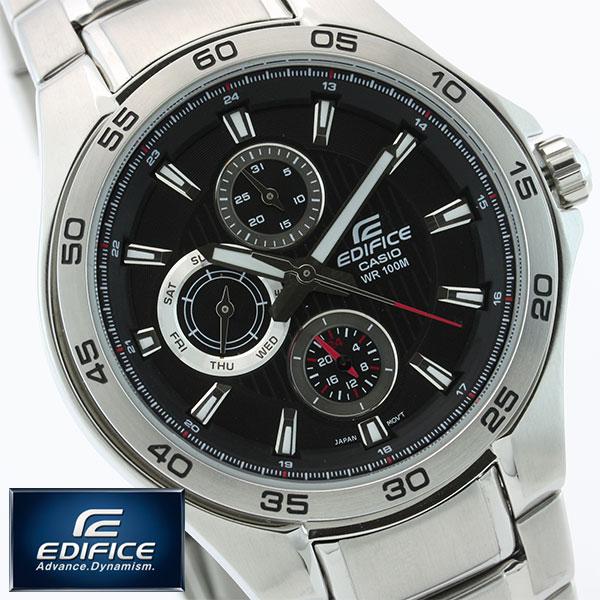 カシオ 腕時計 エディフィス 海外モデル EF-335D-1AVDF