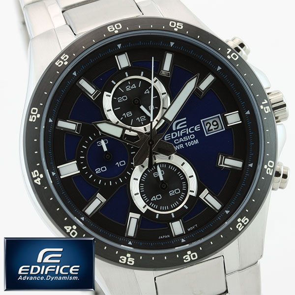 Casio Edifice 4334 Instruction Manual border=