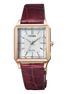 シチズン エクシード エコドライブ 電波時計 腕時計 チタニウムモデル エコ・ドライブ電波時計 ER8022-01A