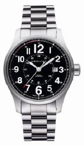 HAMILTON ハミルトン 腕時計 メンズ カーキ オフィサーオート H70615133