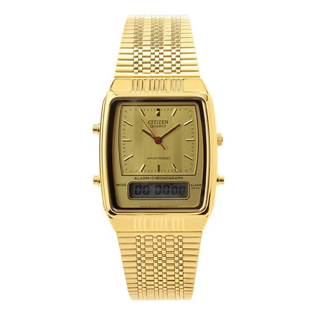 CITIZEN メンズ腕時計 JM0522-53P シチズン