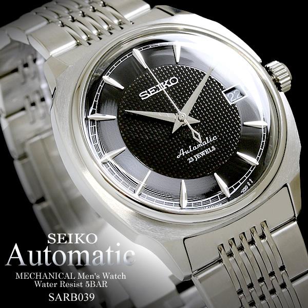 セイコー SEIKO メカニカル Mechanical 機械式 メンズ 腕時計