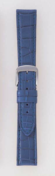 バンビ 時計 BAMBI BW004S1 ブルー クロコダイル