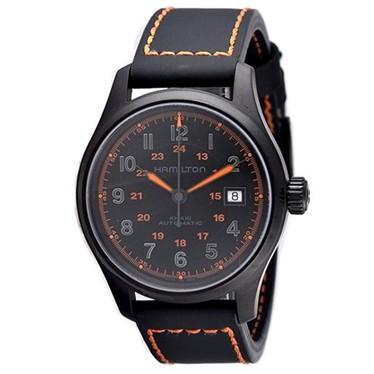 ハミルトン メンズ腕時計 カーキ フィールド オートマチック H70585737 HAMILTON