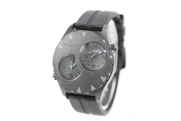 サルバトーレ・マーラ メンズ腕時計 SM10104-BKBL Salvatore Marra