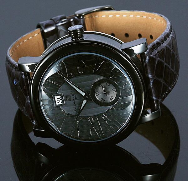 サルバトーレ・マーラ メンズ腕時計 SM9036-IPBK Salvatore Marra