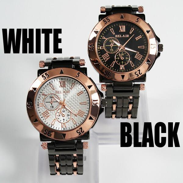 メンズ 腕時計 AC-W-INE5 Bel Air Collection