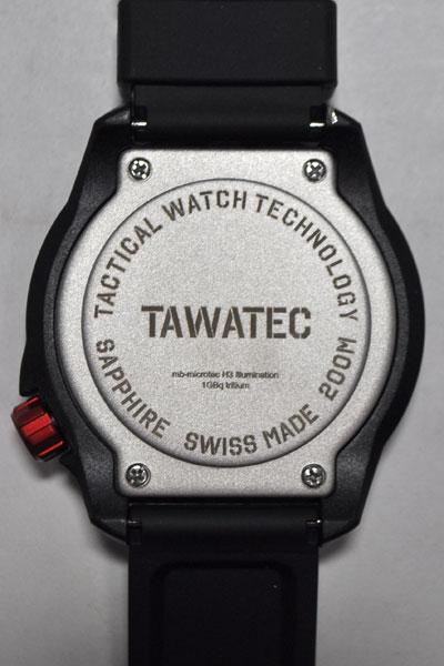 TAWATEC E.O.ダイバー MK II Tactical ICS Rubber Strap