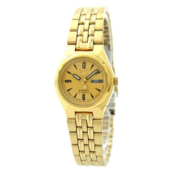 SEIKO セイコー 5 腕時計 レディースウォッチ SYMA24J1