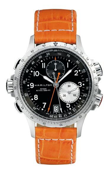 AGENDA クロノグラフ搭載 腕時計 AG-8037-03