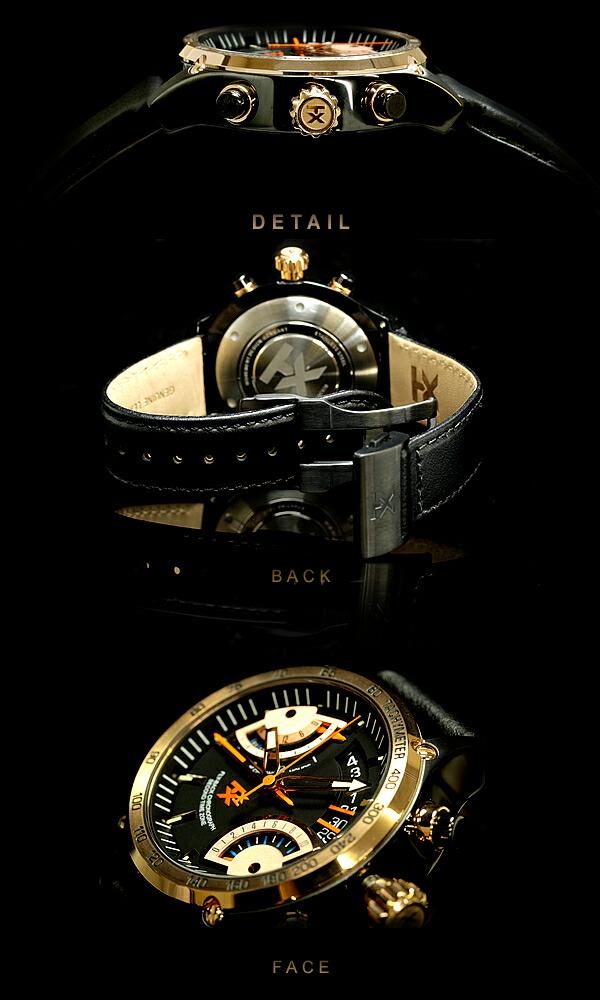 【TX】 【TIMEX】 タイメックス社 生誕150年目の新ブランド フライバッククロノグラフ 腕時計 T3C178