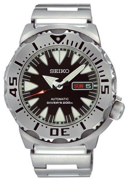 【SEIKO セイコー】 SUPERIOR 自動巻き 腕時計 ダイバーズウォッチ SRP307