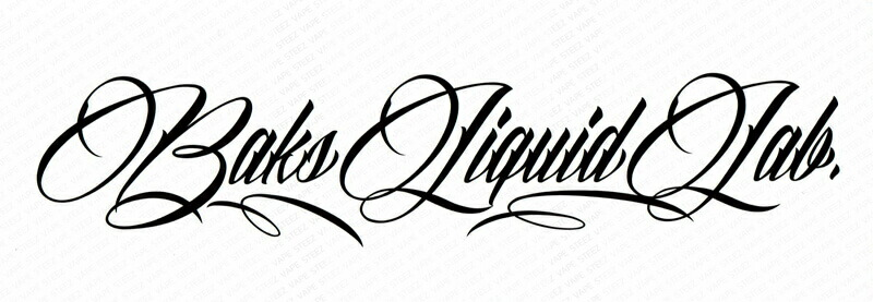 電子タバコE-liquid-BaksLiquidLab