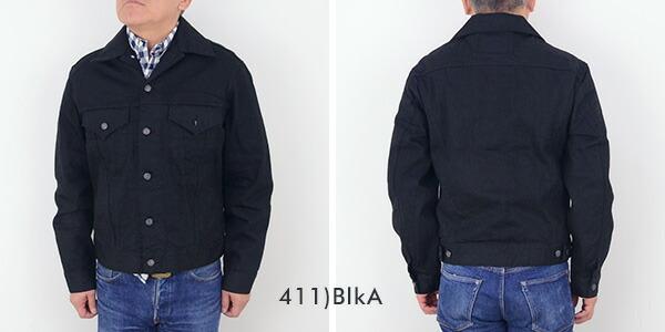 SUGAR CANE シュガーケーン SC13489[r6s]13oz BLACK DENIM JACKET デニムジャケット の画像6