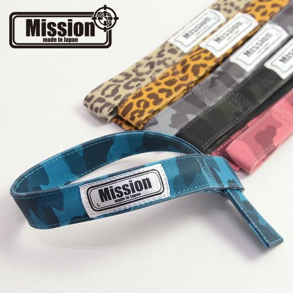 Mission ミッション UN27[r6s]ラバータッチパワーストラップ ウォータープルーフ フラッグシップモデル ノーマル の画像1