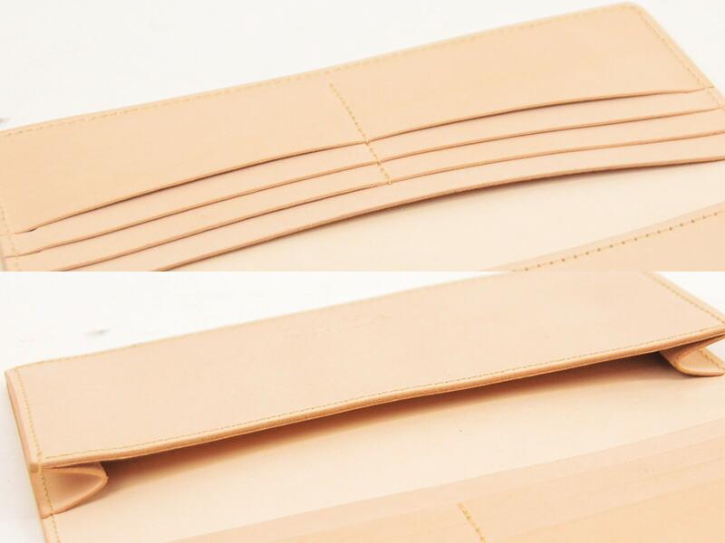 BLTOM ブルトム B-1116[a7s]姫路 ロングウォレット お札入れ の画像4