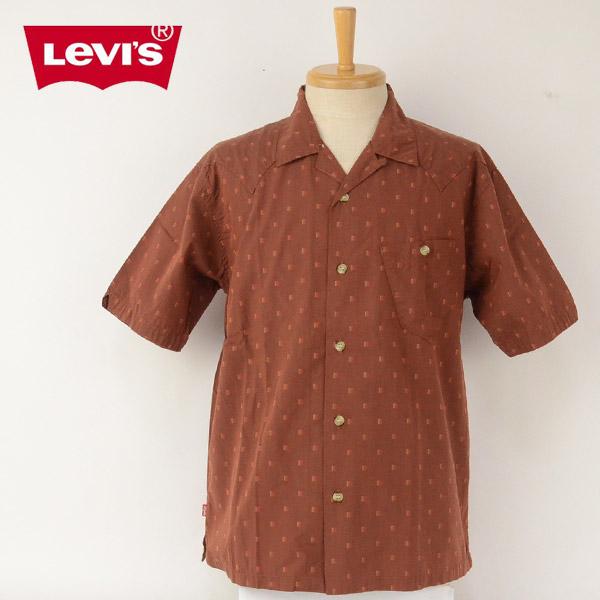 Levi's リーバイス 62512-6405 オープンカラーシャツ 半袖 の画像1