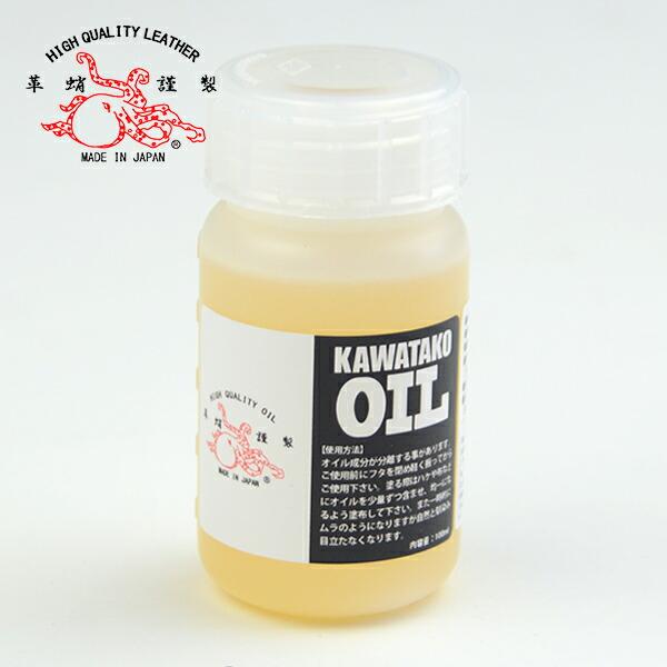 【革蛸】KAWATAKO OIL[ro]液体オイル 100ml の画像