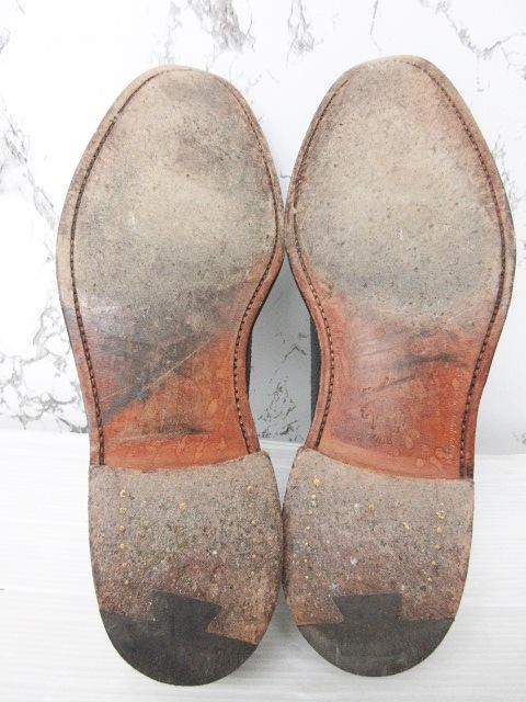 雨に濡れてしまった革靴の対処方法 ...