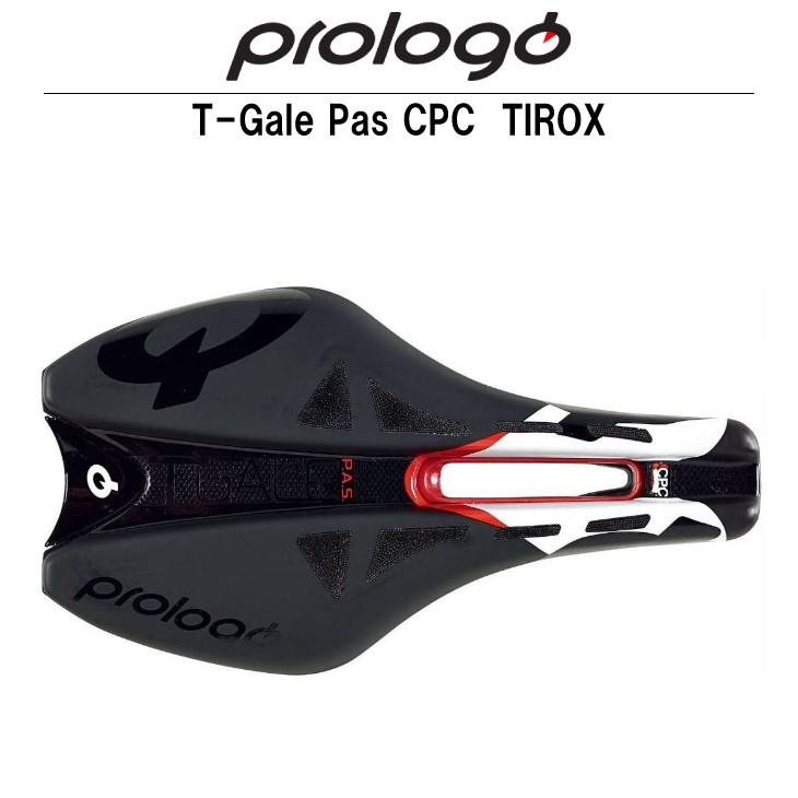 Prologo T-Gale PAS CPC Saddle Prologo Tgale Pas Cpc Tirox Bk