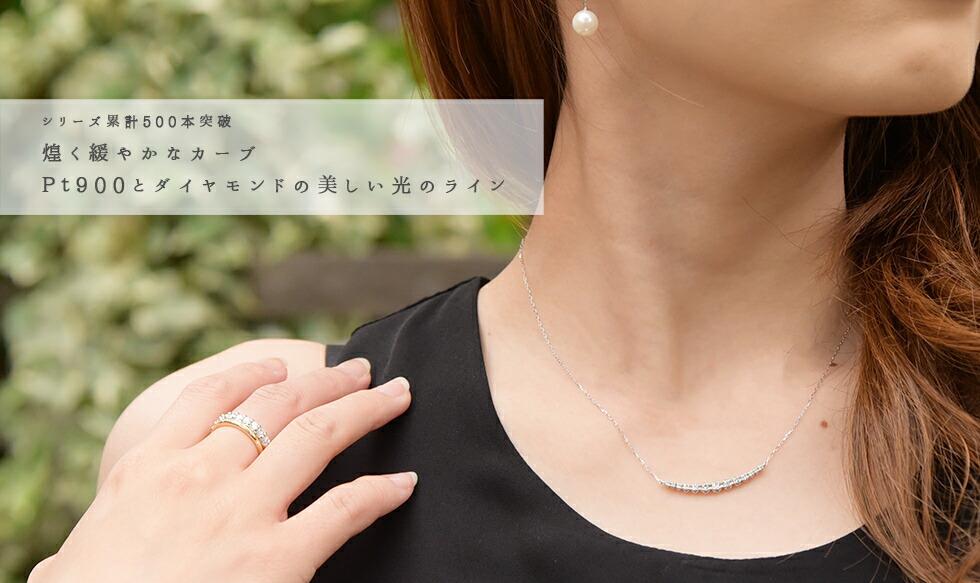 pt900 ダイヤモンド フラワー ペンダント